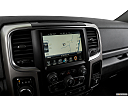 2016 RAM 1500 Big Horn, driver position view of navigation system.