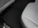 2016 RAM 1500 Big Horn, rear driver's side floor mat. mid-seat level from outside looking in.
