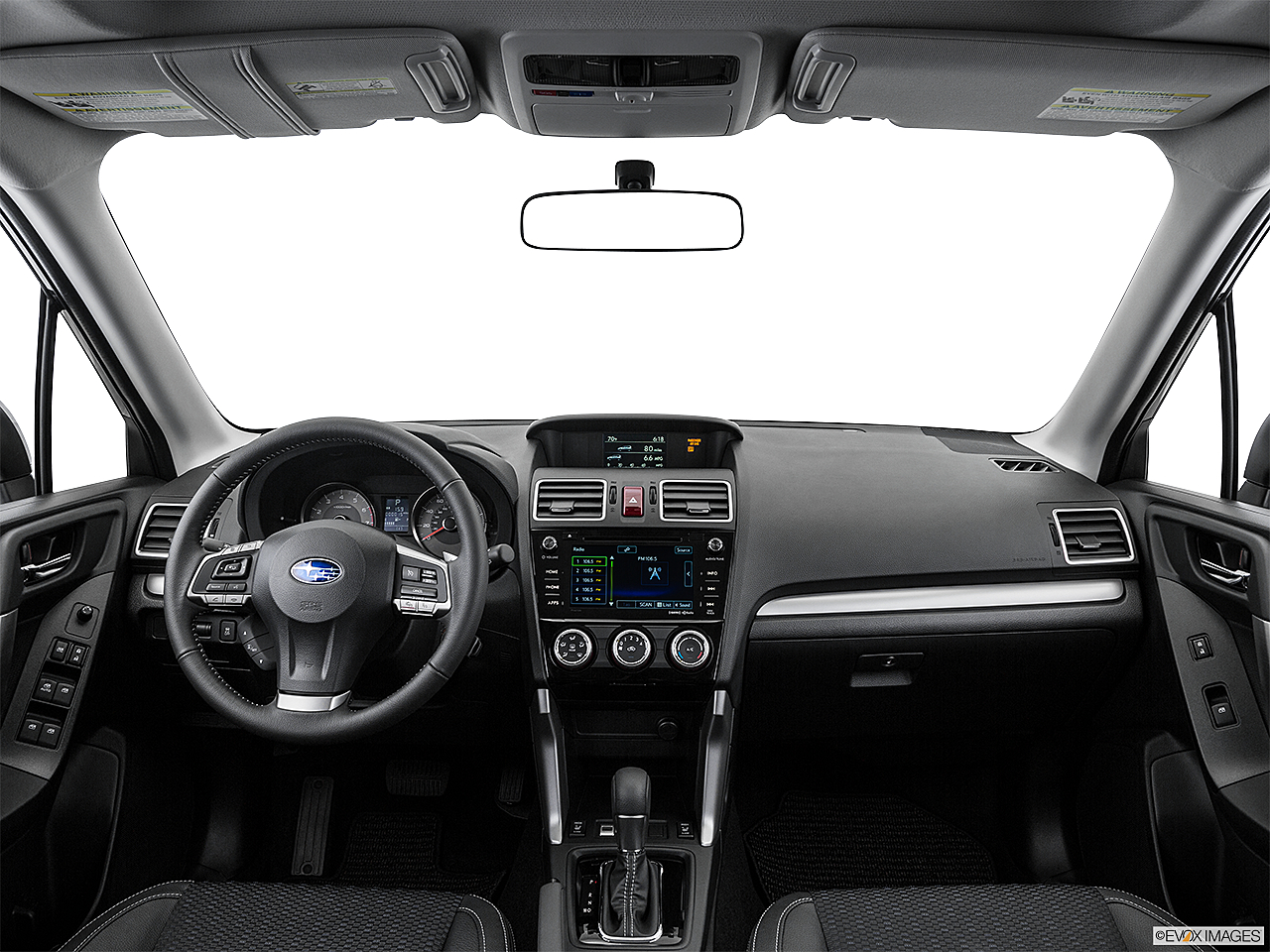 2016 Subaru Forester 2 0xt Premium Centered Wide Dash Shot