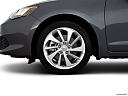 2017 Acura ILX Technology Plus Package, front drivers side wheel at profile.