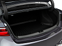 2017 Acura ILX Technology Plus Package, trunk open.