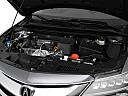 2017 Acura ILX Technology Plus Package, engine.