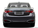 2017 Acura ILX Technology Plus Package, low/wide rear.