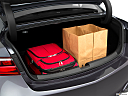 2017 Acura ILX Technology Plus Package, trunk props.