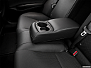 2017 Acura ILX Technology Plus Package, rear center console with closed lid from driver's side looking down.