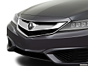 2017 Acura ILX Technology Plus Package, close up of grill.