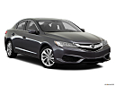 2017 Acura ILX Technology Plus Package, front passenger 3/4 w/ wheels turned.