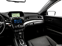 2017 Acura ILX Technology Plus Package, center console/passenger side.