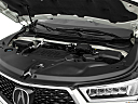 2017 Acura MDX, engine.