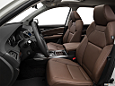 2017 Acura MDX, front seats from drivers side.