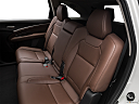 2017 Acura MDX, rear seats from drivers side.