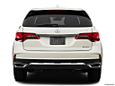 2017 Acura MDX, low/wide rear.