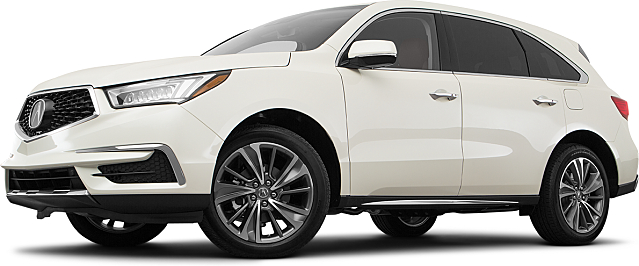 2017 Acura MDX SH-AWD at Acura of Huntington of Huntington Station, NY