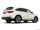 2017 Acura MDX, low/wide rear 5/8.