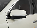 2017 Acura MDX, driver's side mirror, 3_4 rear