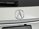 2017 Acura MDX, rear manufacture badge/emblem