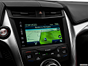 2017 Acura NSX, driver position view of navigation system.