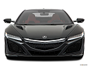 2017 Acura NSX, low/wide front.