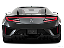 2017 Acura NSX, low/wide rear.