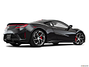 2017 Acura NSX, low/wide rear 5/8.