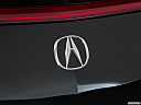 2017 Acura NSX, rear manufacture badge/emblem