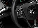 2017 Acura NSX, steering wheel controls (left side)