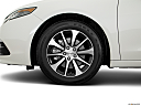 2017 Acura TLX 2.4 8-DCP P-AWS, front drivers side wheel at profile.
