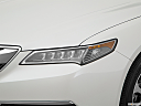 2017 Acura TLX 2.4 8-DCP P-AWS, drivers side headlight.