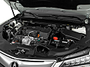 2017 Acura TLX 2.4 8-DCP P-AWS, engine.