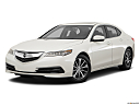 2017 Acura TLX 2.4 8-DCP P-AWS, front angle medium view.