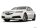 2017 Acura TLX 2.4 8-DCP P-AWS, front angle view, low wide perspective.