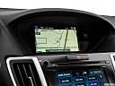 2017 Acura TLX 2.4 8-DCP P-AWS, driver position view of navigation system.
