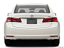 2017 Acura TLX 2.4 8-DCP P-AWS, low/wide rear.
