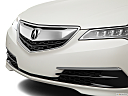 2017 Acura TLX 2.4 8-DCP P-AWS, close up of grill.