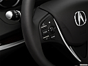 2017 Acura TLX 2.4 8-DCP P-AWS, steering wheel controls (left side)