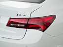 2017 Acura TLX 3.5L, passenger side taillight.