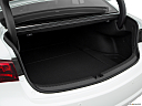 2017 Acura TLX 3.5L, trunk open.