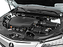 2017 Acura TLX 3.5L, engine.