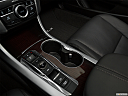 2017 Acura TLX 3.5L, cup holders.