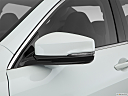 2017 Acura TLX 3.5L, driver's side mirror, 3_4 rear