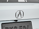 2017 Acura TLX 3.5L, rear manufacture badge/emblem