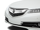 2017 Acura TLX 3.5L, close up of grill.