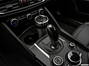 2017 Alfa Romeo Giulia, cup holder prop (primary).