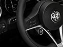 2017 Alfa Romeo Giulia, steering wheel controls (left side)