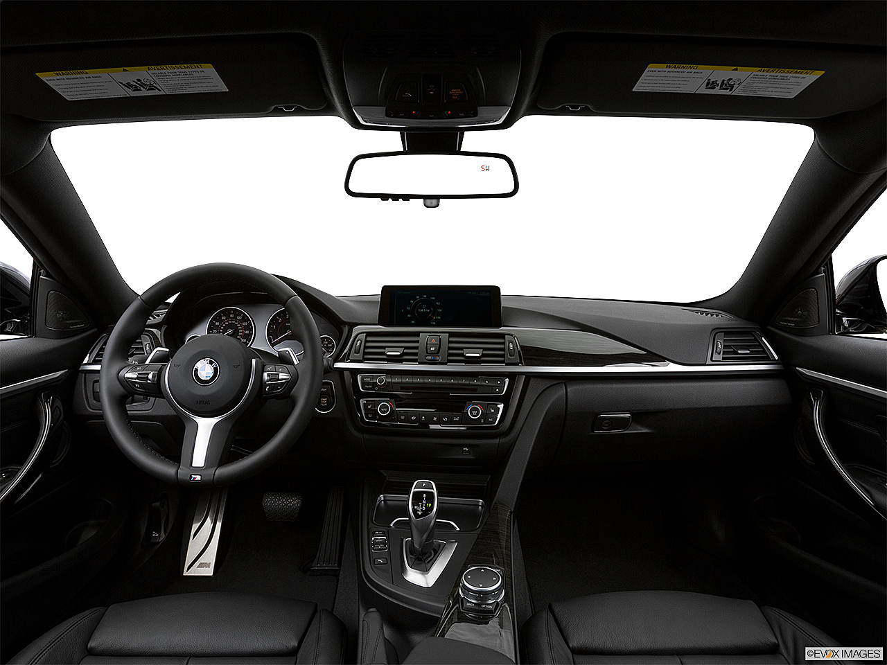 2017 BMW 4 Series 440i Centered Wide Dash Shot