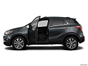 2017 Buick Encore Preferred, driver's side profile with drivers side door open.