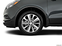 2017 Buick Encore Preferred, front drivers side wheel at profile.