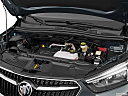 2017 Buick Encore Preferred, engine.
