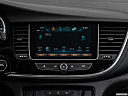 2017 Buick Encore Preferred, closeup of radio head unit