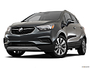 2017 Buick Encore Preferred, front angle view, low wide perspective.